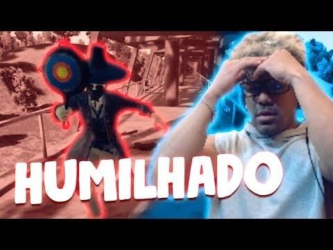 NUNCA FUI TÃO HUMILHADO NO PUBG