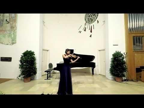 Savitri Grier   Bach Chaconne