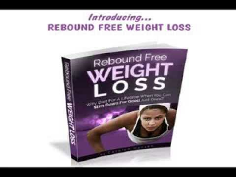 Image result for rebound free weight loss