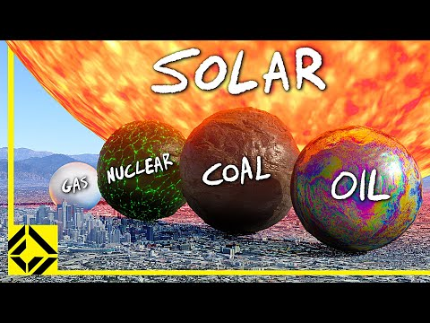 VFX Artist Reveals how Much Solar is Needed to Power the ENTIRE World