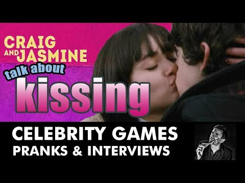 Submarine  Yasmin Paige & Craig Roberts TALK ABOUT KISSING  EXCLUSIVE  by Kevin Durham