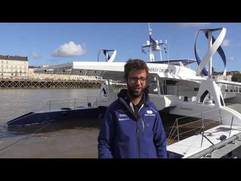 Nicolas Degorce - Energy Observer