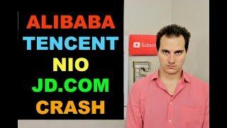 ARE ALIBABA, JD.COM, TENCENT, NIO STOCK DONE?