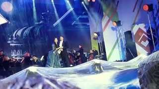 Призрак оперы - Дуэт Рауля и Кристин (Все о чем прошу)