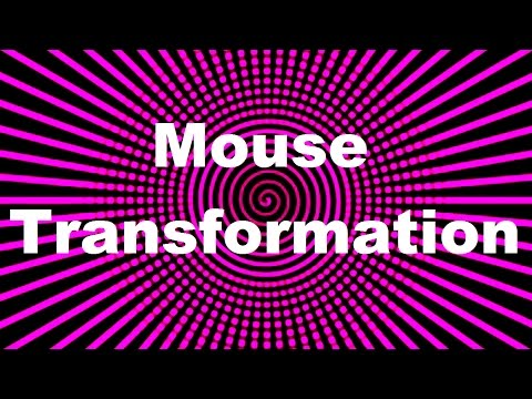 Mouse Transformation Hypnosis