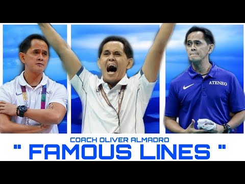Coach Oliver Almadro Famous Lines to Deanna Wong And Dani Ravena