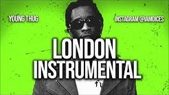 """Young Thug """"The London"""" ft. Travis Scott & J.Cole Instrumental Prod. by Dices *FREE DL*"""