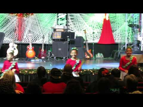 """NHLV Hula Ministry Christmas Special """"Joy To The World"""" (Cover) 12-24-17"""
