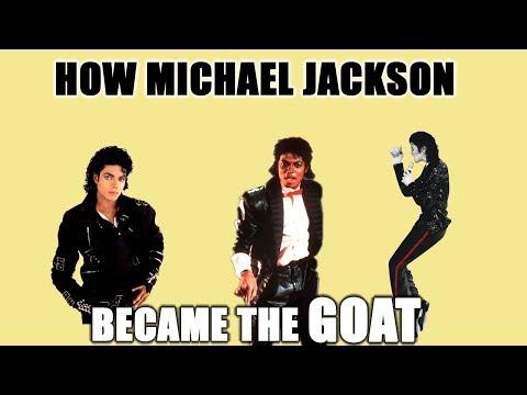 How Michael Jackson Built The Greatest Artist Brand & His