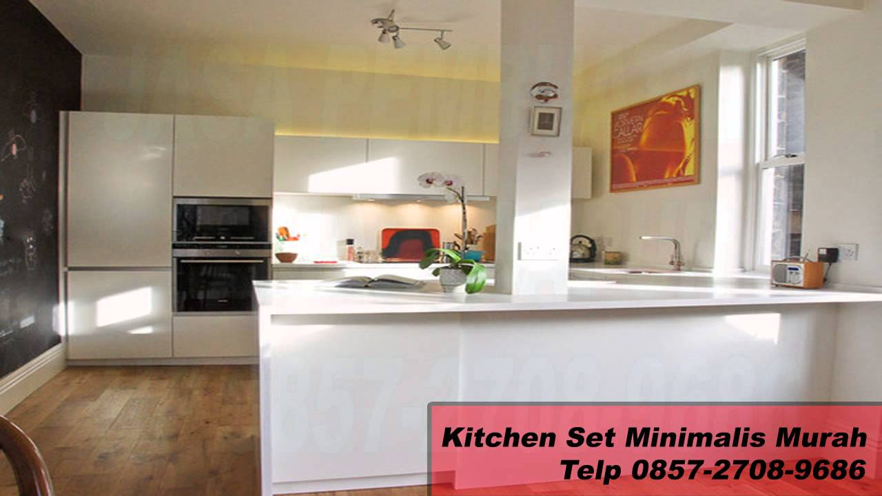 0857 2708 9686 Gambar Kitchen Set Minimalis Kitchen Set Klasik