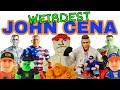 WEIRDEST JOHN CENA WWE Action Figures