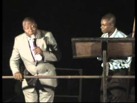 Pastor Abraham Part 1The man that went to heaven and came back
