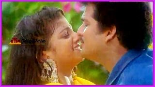 Aa Okkati Adakku Telugu Movie Lovely Song - Rajendra Prasad & Rambha