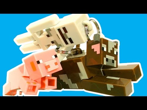 Minecraft Hangers Super Cow Minecraft Hospital Fun Toy Time Play