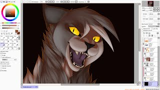 Thistleclaw Speedpaint | Let