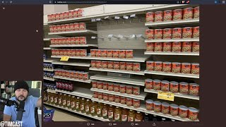 Media Blames Americans For Supply Shortage, Shortages Are Getting WORSE And Its Biden's Fault