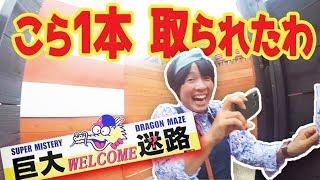Gambar cover 【後編】みんなでワイワイ巨大迷路!!1位を勝ち取るのは誰だ!!!