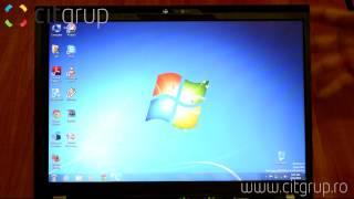 Laptop Lenovo ThinkPad T500, refurbished, garantie 4 ani - CIT Grup