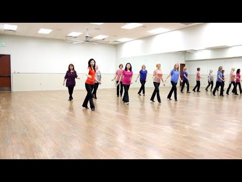 Shakes Me Like Thunder - Line Dance (Dance & Teach in English & 中文)