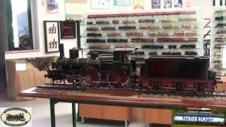 (treni - fs) il museo ferroviario piemontese FULL HD