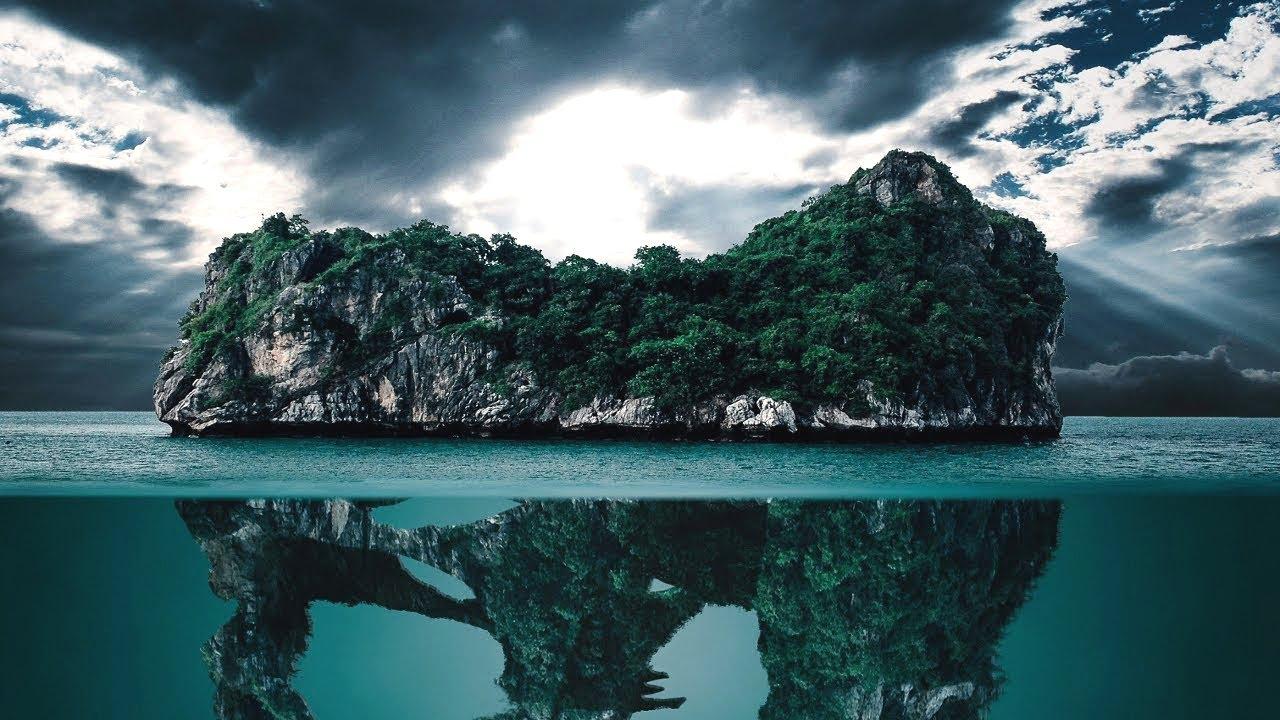 10 Самых Загадочных Островов в Мире!
