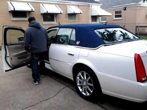 2006-2011 Cadillac DTS repairs.