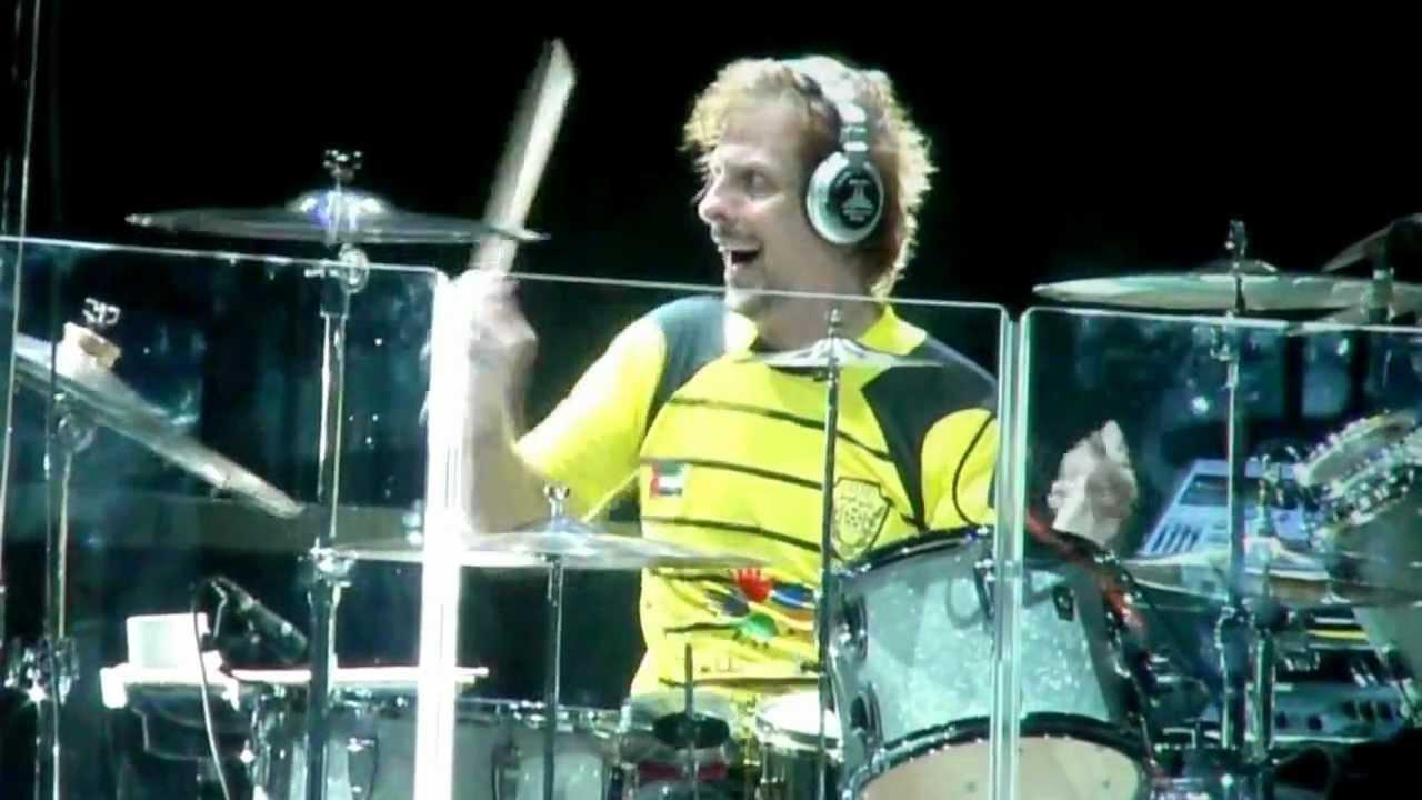 Charlie Adams (drummer) Yanni Marching Season Charlie Adams Drums Solo Live Dubai