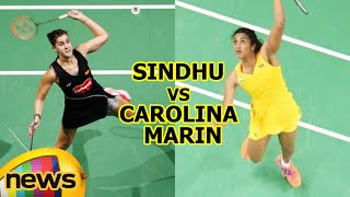 PV Sindhu vs Carolina Marin Women's Badminton Final Match Preview | Rio Olympics | Mango News