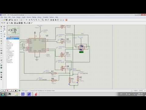 prueba motor paso a paso l297 ir2104 4500 rpm doovi