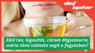 lehetséges-e zöld teát visszér ellen