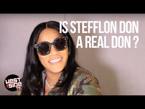 Is Stefflon Don a real don? Click to find out!