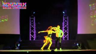 MAMBO EN CLAVE (Murcia) Benidorm Salsa Congress 2013
