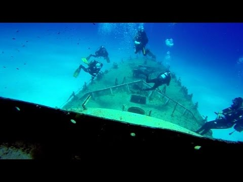 Wreck Dives Malta 2014 (HD 1080p) [ Gopro 3+ Black ]