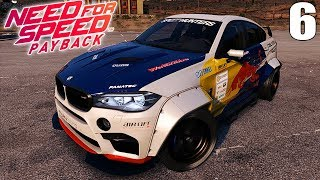 BMW M6, EL TANQUE | NEED FOR SPEED PAYBACK | Yokai Games |