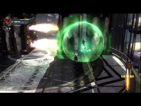 GOD OF WAR ASCENSION, HOW I BEAT THE TRIAL OF ARCHIMEDES (HARD)