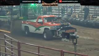 NTPA WINTER NATIONALS | CLOVERDALE, IN | 6200 MODIFIED 4 WHEEL DRIVE