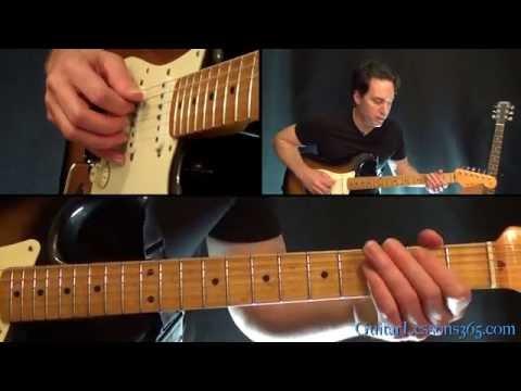 Black Hole Sun Guitar Lesson - Soundgarden