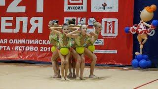 Групповые упражнения/РФСО СПАРТАК/КМС/Санкт-Петербург