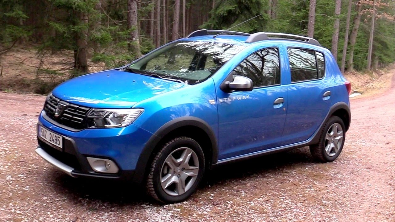 walkaround 2017 dacia sandero stepway youtube. Black Bedroom Furniture Sets. Home Design Ideas