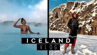 ICELAND MUST DO'S | Golden Circle & Blue Lagoon