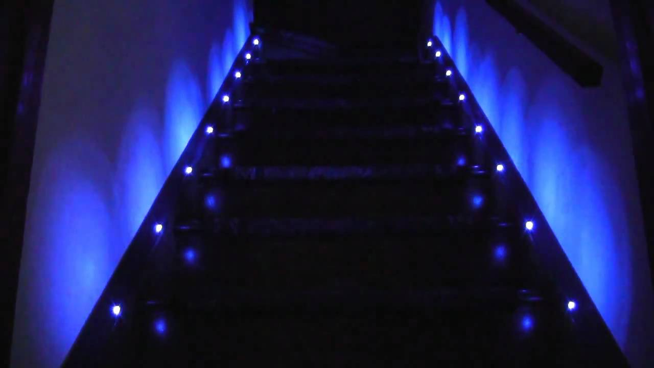 Stair Lighting Controller  YouTube