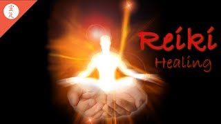 Reiki Music, Heal Emotional Body, With Bell Every 3 Minutes, Meditation Music