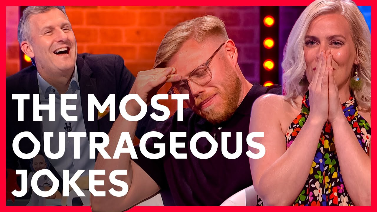 Hilarious Moment Comedians Thought They Were CANCELLED   The Last Leg