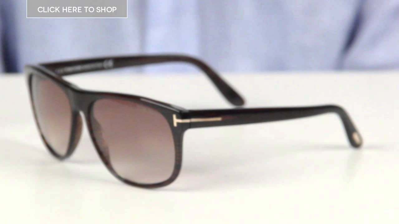 5f9c262fbf Tom Ford FT0236 Sunglasses Review