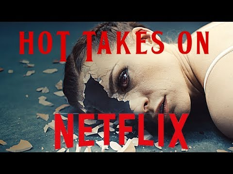 HOT TAKES- Scifi and Horror On NETFLIX- Day of the DEAD:Bloodline