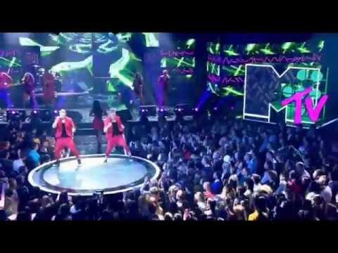 Видеозапись БЬЯНКА - Ногами Руками (live) / Премия MTV EMA 2014