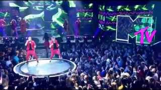 БЬЯНКА Ногами Руками Live Премия MTV EMA 2014