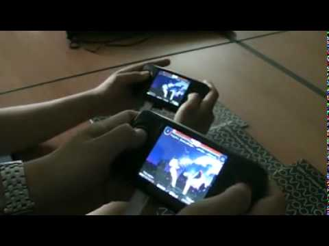 Online Gaming in Caanoo (Assura Cross: The First Contact)