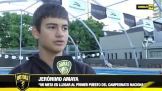 Jerónimo Amaya - Club Obras (19-03-2017)