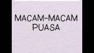 Macam-Macam Puasa 2017 Video